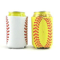 Bier van de Zak van het Neopreen van het honkbal en van het Softball kan het Koelere Koker