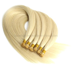 Duplo Europeu elaborado I Dica 100 Virgem Indian Remy Hair