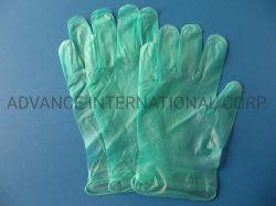 La Chine jetables haute qualité de gros gants d'examen en vinyle