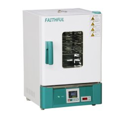 Laboratorio de horno, microondas, horno de secado forzado con el controlador de LCD, Laboratorio Horno seco