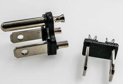 El estándar japonés 7-15 una potencia de 2 pines Integrationh Plug ins