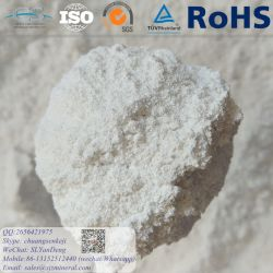Poudre de talc pour usage industriel en plastique de 1250 Mesh
