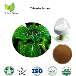 Medicina di erbe per l'HCl di Yohimbine di miglioramento del sesso