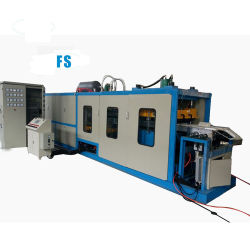 Fushi Eps Foam Lunch Box Ps Food Container Forming Making Machine