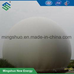Постоянное давление двойной мембраной биогаза бак для хранения