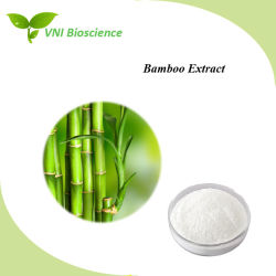 Alta calidad 100% Natural extracto de bambú en el silicio