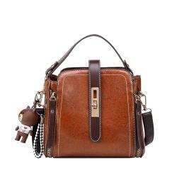 نساء محفظة وحقيبة يد عرضيّ [كروسّبودي] عامل متجوّل [شوولدر بغ] أعلى جلد [إسغ11582]