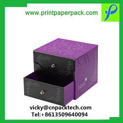 Bespoke Excelente Qualidade na caixa de embalagem de varejo de embalagens de papel caixa de embalagem de venda a retalho de artigos de papelaria Caixa da Gaveta