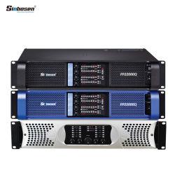 Sinbosen 10.000 vatios de sonido 4 Canales de Audio Profesional Subwoofer Fp22000Tubo q amplificador de potencia alta