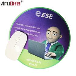 La alta calidad de goma personalizados mouse pad de PVC