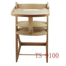 새로운 다기능 아기 의자, 아기 나무로 되는 의자