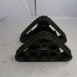 148мм Резиновые гусеничные ленты системы для гусеничных колеса Председателя