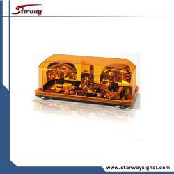 Avertissement halogène double rotation mini de pinceau lumineux d'urgence (Ltd720)