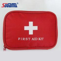 Cruz Roja de emergencia Cuidado de la herida de la bolsa de primeros auxilios