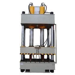 1000 طن حماية الكهروضوئية رسم أربعة أعمدة ماكينة ضغط هيدروليكية