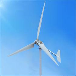 Génératrice éolienne de l'axe horizontal 3kw pour la maison de l'éolienne