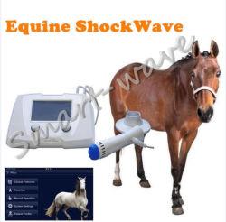 Veterinário equina portátil Smartwave Equipamento de terapia de choque para passeios