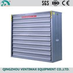 1400 mm-Klima-Steuerkasten-Absaugventilator für Gewächshaus