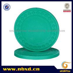 Normallack-Diamant-Schürhaken-Chip des Lehm-8g (SY-B02)