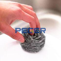 Arame revestido de zinco Galvanizar Scourer/Aço Scourer Scourer/Metal/Scourer de ferro