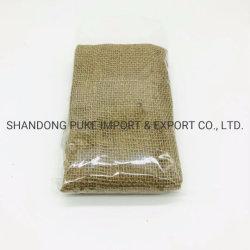 砂のバーラップはジュートのHessian包装袋を袋に入れる