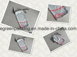 Ткань из микроволокна/ЭБУ подушек безопасности/чехол 100%полиэстер с пользовательскими печать с помощью валика клея