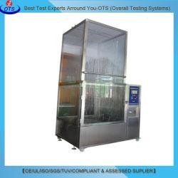Ots climáticos automática da câmara de ensaio de aspersão de água de chuva Chuveiro com grau IP IPX IPX56