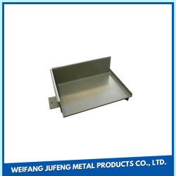 Aço personalizado em alumínio inoxidável produto metálico de estampagem de corte de soldadura