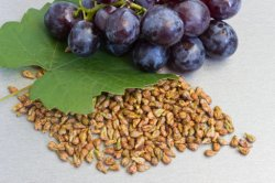 Certificado de BPF e óleo de semente de uva de alta qualidade Softgel