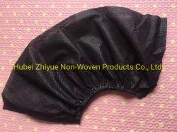 100PCSは中国の熱い販売のNonwoven靴カバーについての完全で黒いフィートカバーのための最もよい提供TNTロールを詰めた