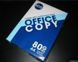 75g/70g/80g du papier copie A4 Classe A/B/C