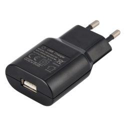 Wand-Aufladeeinheits-Adapter einzelne USB-Portkontaktbuchseexternal-Aufladeeinheit