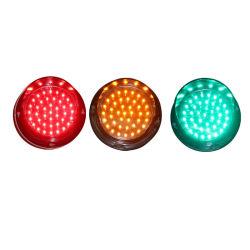 Rood Groen verkeerslicht 300 200 mm voor LED wegsysteem Module van verkeerslicht