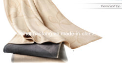 Jacquard Weave 100%Cotton Blanket (nmq-cbb-006)