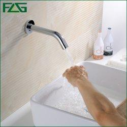 Flg Robinet де Capteur ванная комната в стену медных Faucets датчика