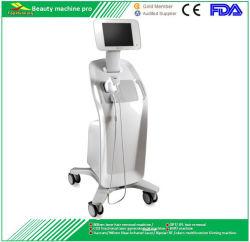 Machine de serrage de la peau Hifu face à la levée de l'enlèvement des rides corps Liposonic Contourage Instrument HIFU