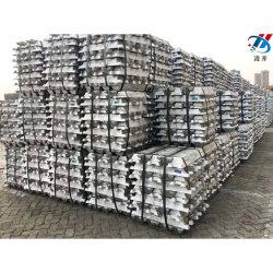 Lingotto di alluminio 99.99%/99.9% % di prezzi competitivi del lingotto di /99.7 del lingotto di alluminio del metallo