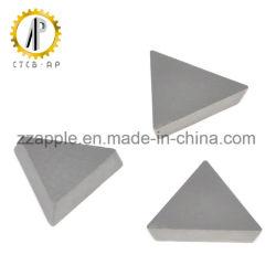 Dicas de corte de carboneto de padrão ISO para o aço e ferro fundido