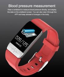 C7S étanches IP67 moniteur de fréquence cardiaque en temps réel Smart Bracelet Bracelet sommeil Podomètre de surveiller la réalisation de fournitures Smart Bracelet Watch