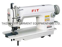 Máquina de costura Lockstitch de alta velocidade com sistema de corte