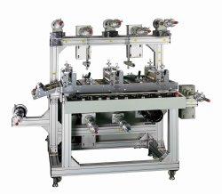 قم بتحرير شريط لاصق ورق البطانة آلة تغليف ملصقة 420 متعددة الطبقات