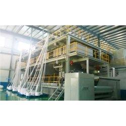 Entrega rápida SSS Nonwoven Fabric que hace la máquina para la fabricación de Textil