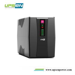 용 LED 디스플레이가 있는 400VA 1500VA AVR UPS 오프라인 UPS 컴퓨터 POS 홈 UPS