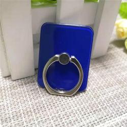 Free personalizzato logo cellulare cellulare dito telefono sostegno ad anello 360 gradi Accessori per telefoni cellulari con supporto per auto con supporto in lega di zinco rotazionale