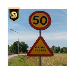 주문 도로 안전 제품 경고 포장 도로 도로 표지 널