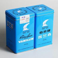 Aditivo alimentario sabores Pastel de helado de polvo de la vainillina Oso Polar