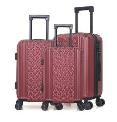 20дюйма 24дюйма 28дюйма поездки тележка багажа сумку прочного поездки багаж