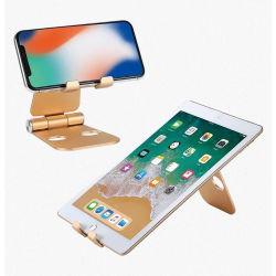 Универсальный портативный алюминиевый сплав Tablet PC письменный стол подставка для iPad складная подставка для планшетного пк держателя Sweep Multi-Angle сотовый телефон для рождественских подарков