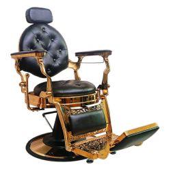 Schöne Antike Durable Man Electric Verwendet Barber Stühle Styling Chair