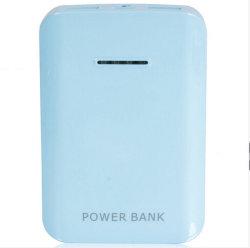 منافذ USB مزدوجة بقدرة 9000مللي أمبير في الساعة في بنك الطاقة المحمول العالمي
